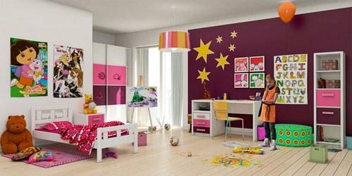 10 кращих ідей прикраси дитячої кімнати своїми руками