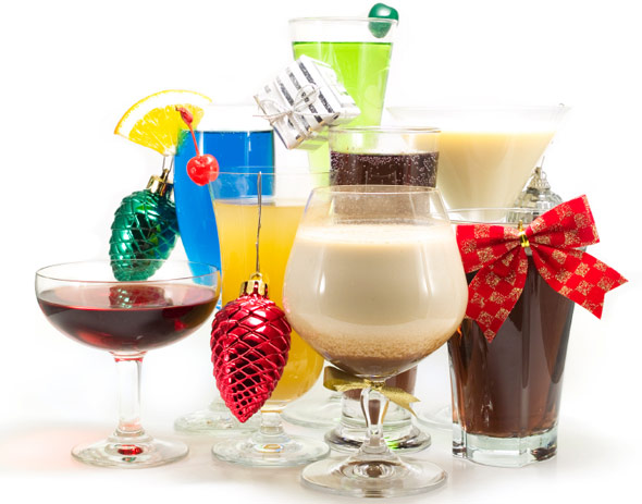 10 рецептів алкогольних і безалкогольних коктейлів на Новий 2014 Коні
