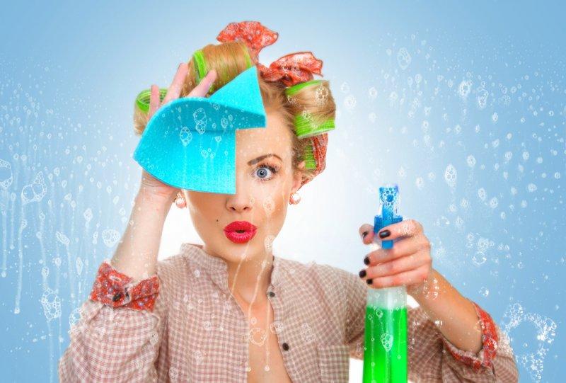 15 домашніх засобів для миття дзеркал - як почистити дзеркало легко і просто?