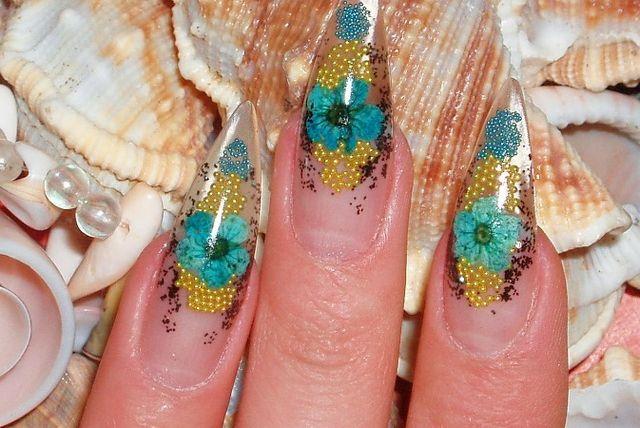 Акваріумний дизайн нігтів. Особливості та переваги техніки, відео урок