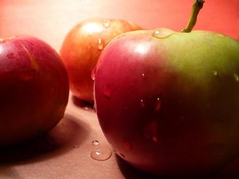Алергія на яблука у дітей