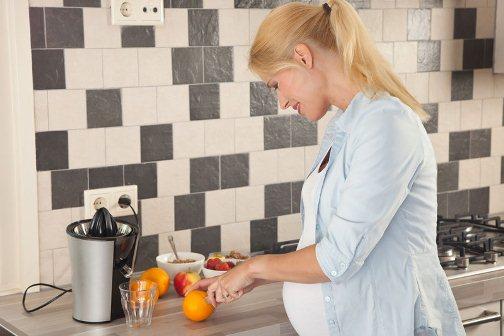 Апельсини при вагітності