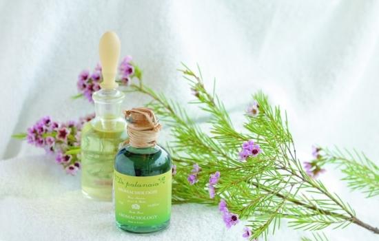 Ароматичні масла для здоров'я та краси