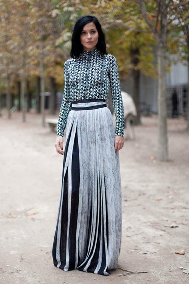 У чому зустрічати Новий 2014 - модні новорічні образи