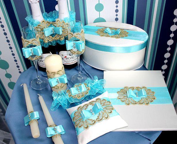 Бірюзова весілля: скільки років? Як підготувати весілля в бірюзовому кольорі?