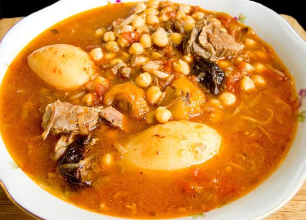 Бозбаш: рецепт з різного м'яса. Бозбаш з яловичини і по-азербайджанські