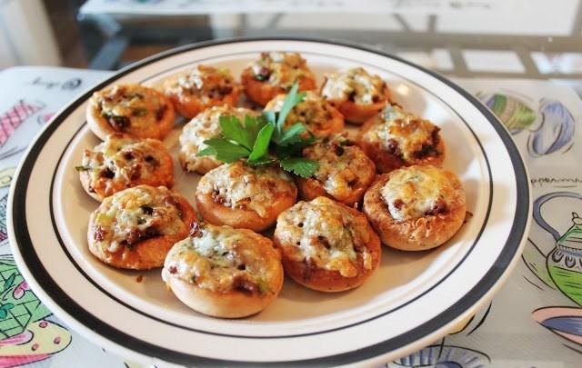 Бублики: рецепт випічки. Фаршировані бублики