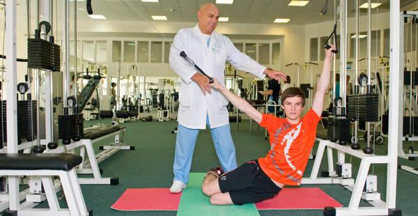 Бубновский: вправи. Як назавжди позбутися від болю в спині?