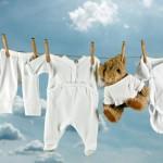 Чим можна відбілити речі для дітей - народні засоби відбілювання та видалення плям з одягу