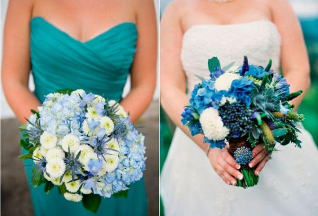 Квіти блакитного кольору. Опис і фото найбільш поширених видів і сортів