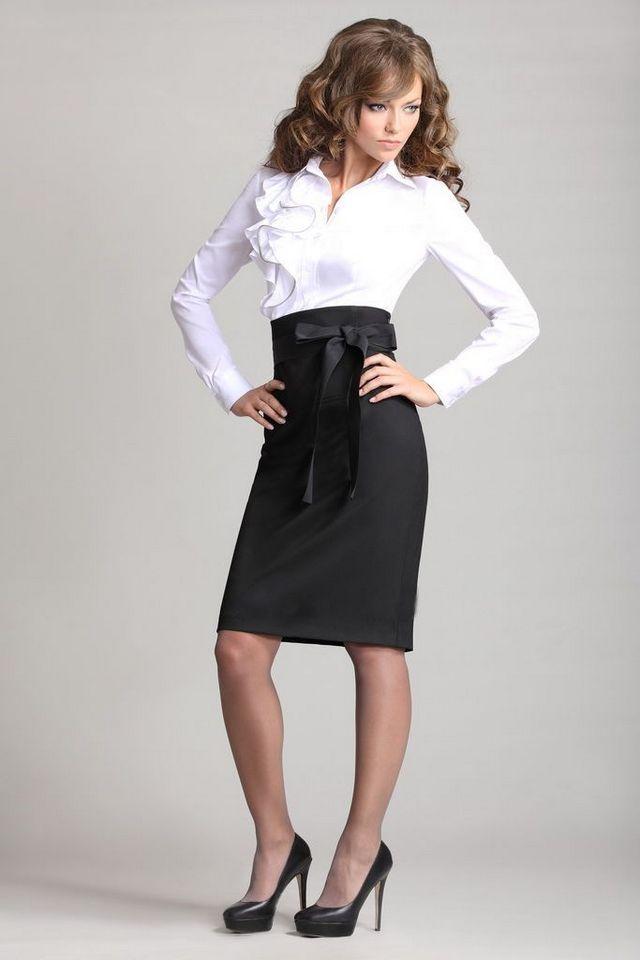 Діловий стиль одягу для дівчат. Діловий стиль одягу для повних жінок