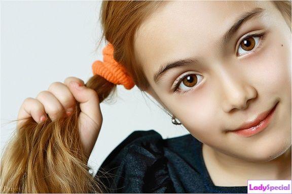 Дитячі зачіски для дівчаток на кожен день