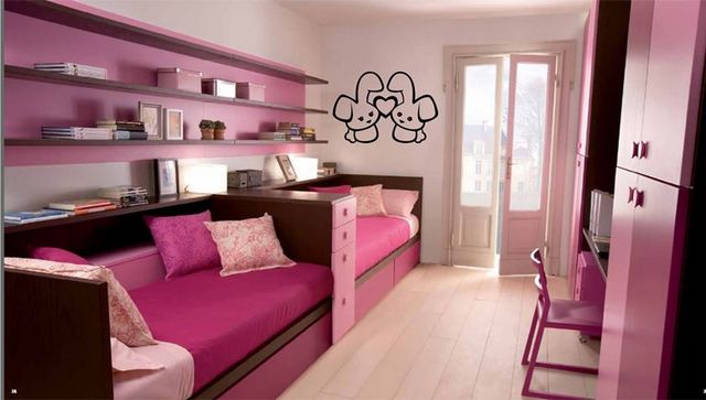 Дизайн кімнати для дівчини. Інтер'єр кімнати для дівчини: особливості