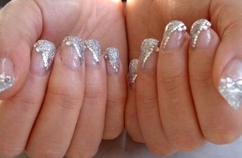 Дизайн нігтів френч: фото