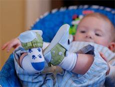 Домашнє взуття для дитини