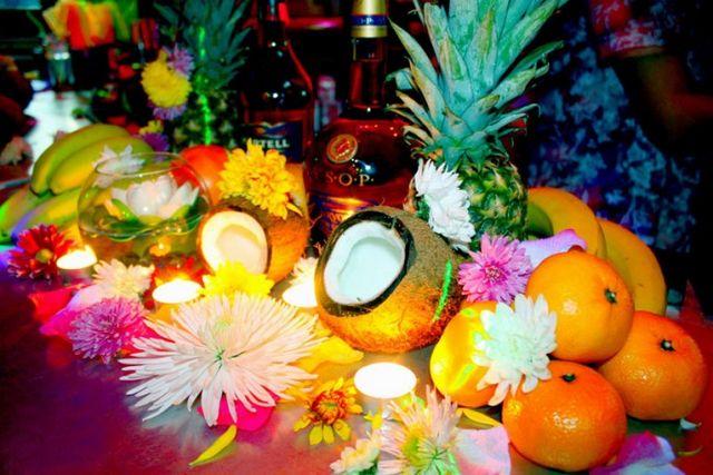 Гавайська вечірка: сценарій