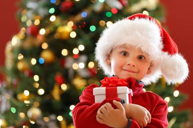 Дитина: де зустріті новий рік з дітьми