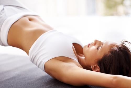 Гімнастика для зміцнення м'язів спини