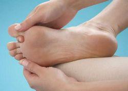 Голубині пальці стопи