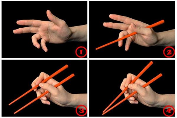 Як їсти паличками? Назви паличок для суші, правила використання та етикету
