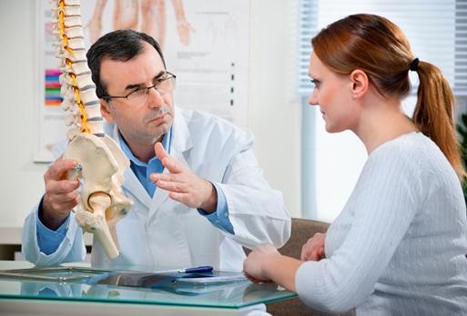 Як лікувати остеохондроз грудного відділу хребта?