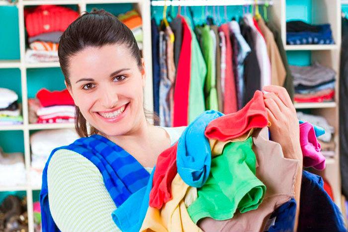 Як навести і підтримувати порядок в шафі з одягом - корисна інструкція для господинь