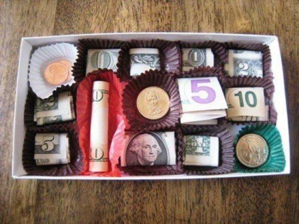 Як подарувати гроші на весілля? Оригінальні способи і приклади подарунків