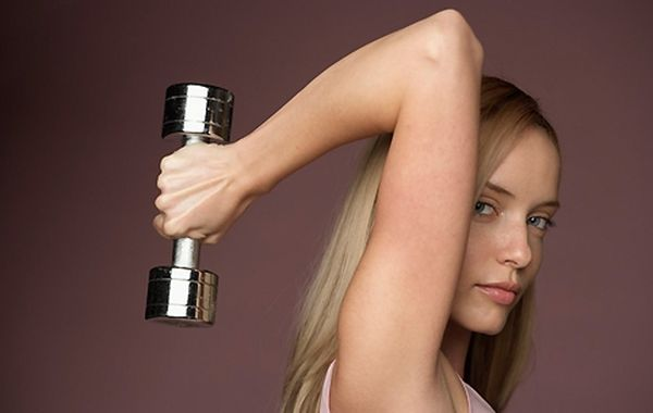 Як схуднути в руках? Вправи для рук для схуднення
