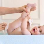 Як користуватися присипкою для новонароджених