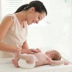 Правила використання дитячої присипки