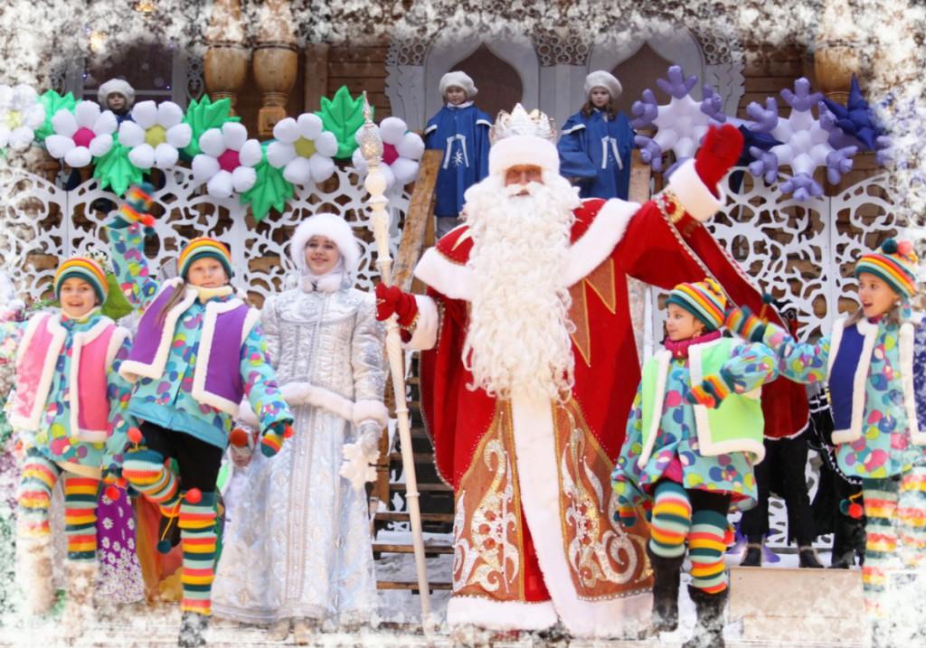 Як потрапити до Діда Мороза у Великий Устюг?