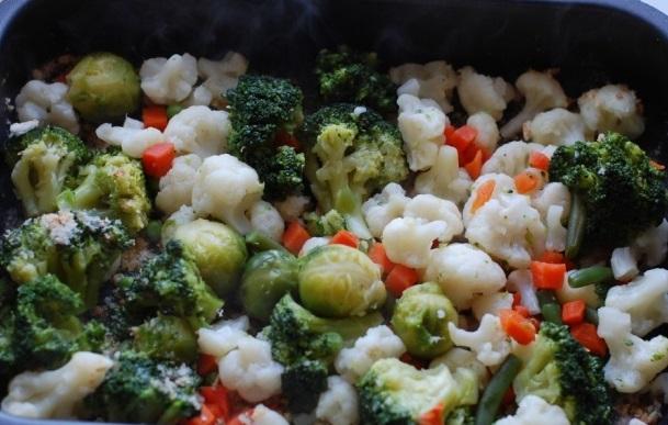 Як приготувати заморожені овочі? Тонкощі приготування і корисні рецепти
