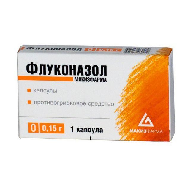 Як приймати Флуконазол при молочниці?