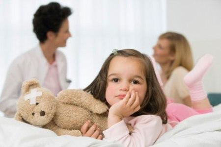 Як розпізнати і вилікувати у дитини цистит