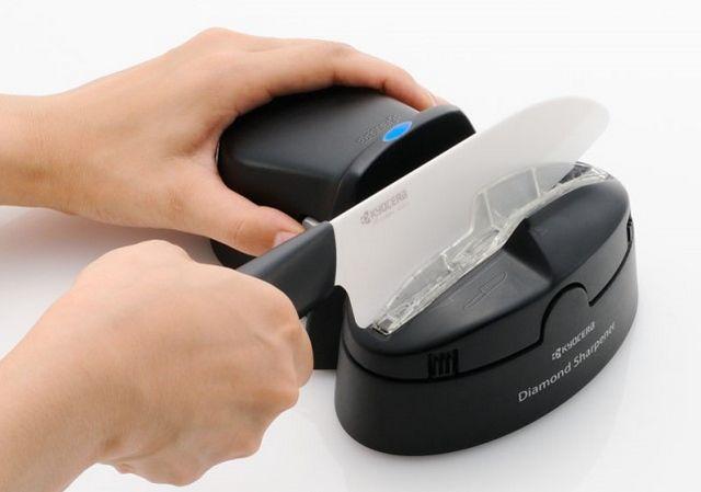 Як точити керамічні ножі? Професійна заточка і заточка керамічних ножів в домашніх умовах
