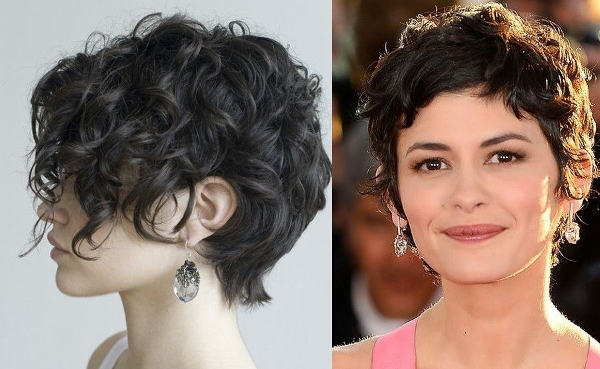 Як вибирати стрижки для кучерявого волосся? Кращі моделі стрижки для хвилястого волосся