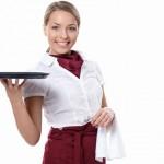 Робота офіціантки