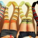 Які шкарпетки повинні бути в гардеробі кожної жінки? Як правильно носити шкарпетки?