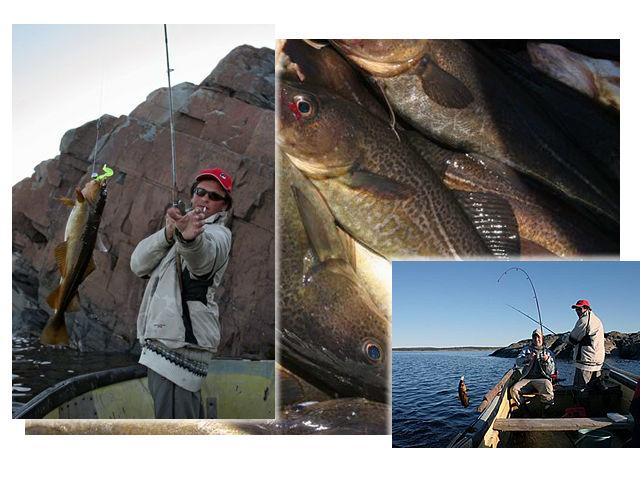 Риболовля в Карелії в травні