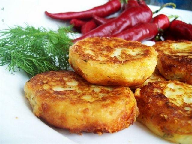 Картопляні котлети з пюре: рецепти. Як приготувати картопляні котлети: маленькі хитрощі