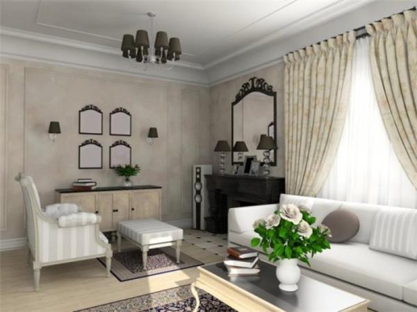 Класичний стиль в інтер'єрі. Особливості стилю для вітальні, кухні, спальні