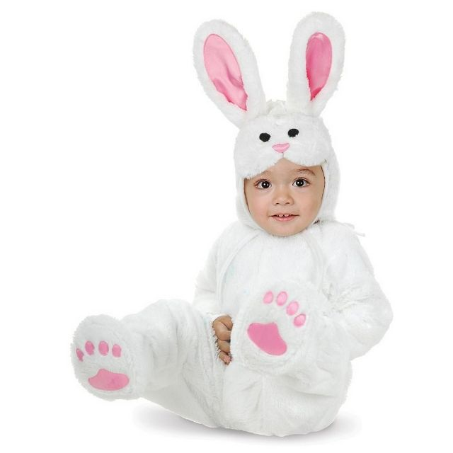 Костюм зайчика своїми руками: як зробити? Варіанти костюма зайчика для хлопчика і дівчинки