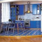 Кухня, поєднана з вітальнею - дизайнерські ідеї планування