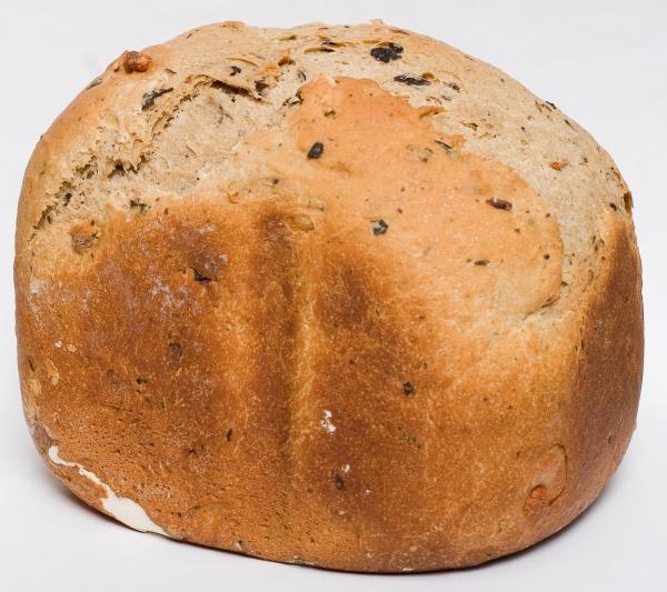 Хліб з кукурудзяного борошна в хлібопічці