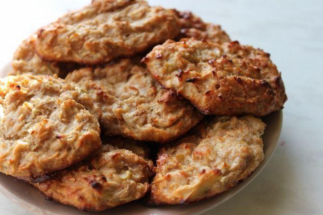 Печиво з кукурудзяними пластівцями