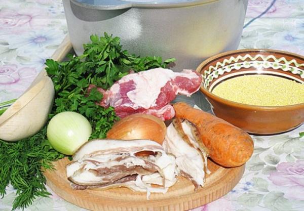 Куліш: рецепти. Особливості приготування страви в домашніх умовах і на багатті