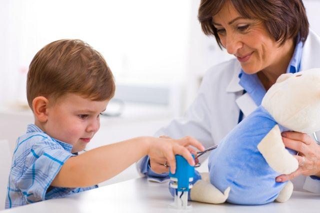 Лікування бородавок у дітей.