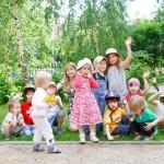 Літній дитячий сад - як туди потрапити? Літні заходи в дитячому садку
