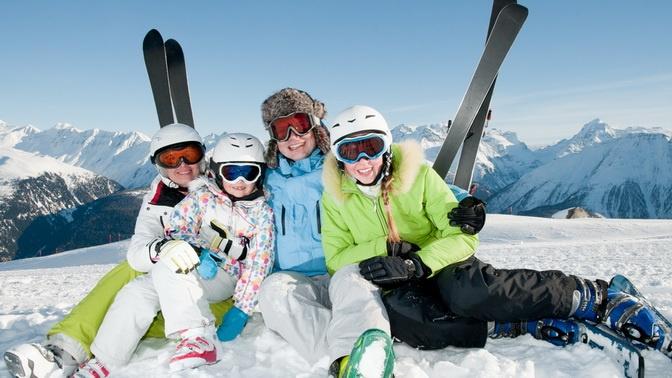 Кращі гірськолижні курорти і траси Росії - для активного зимового відпочинку