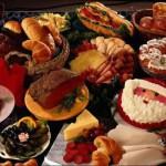 Кращі святкові страви! Меню новорічного столу 2013